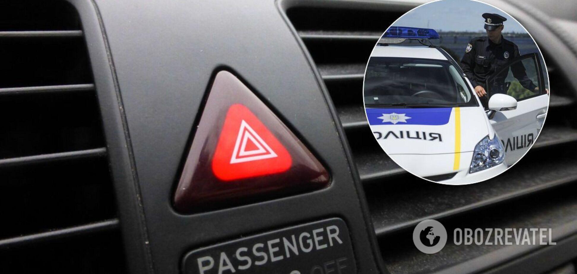 Штраф за неввімкнену 'аварійку': коли можна не платити