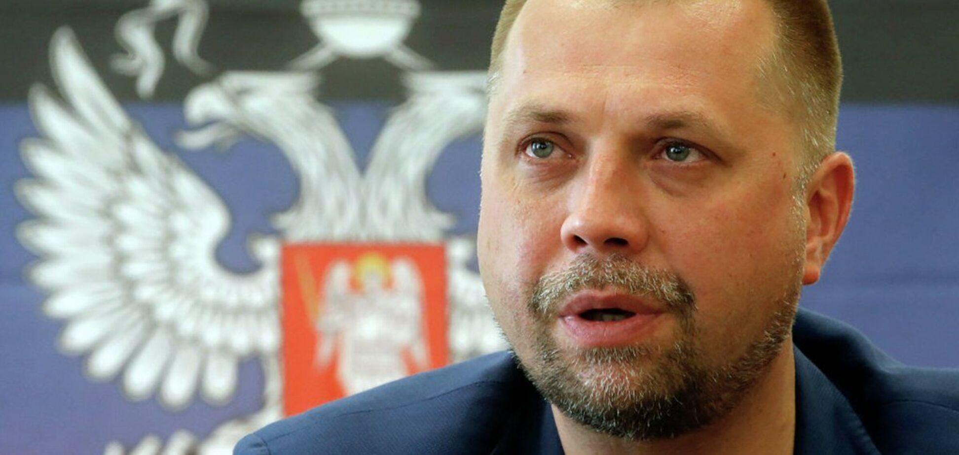 Терорист Олександр Бородай заявив, що мріє захопити Київ