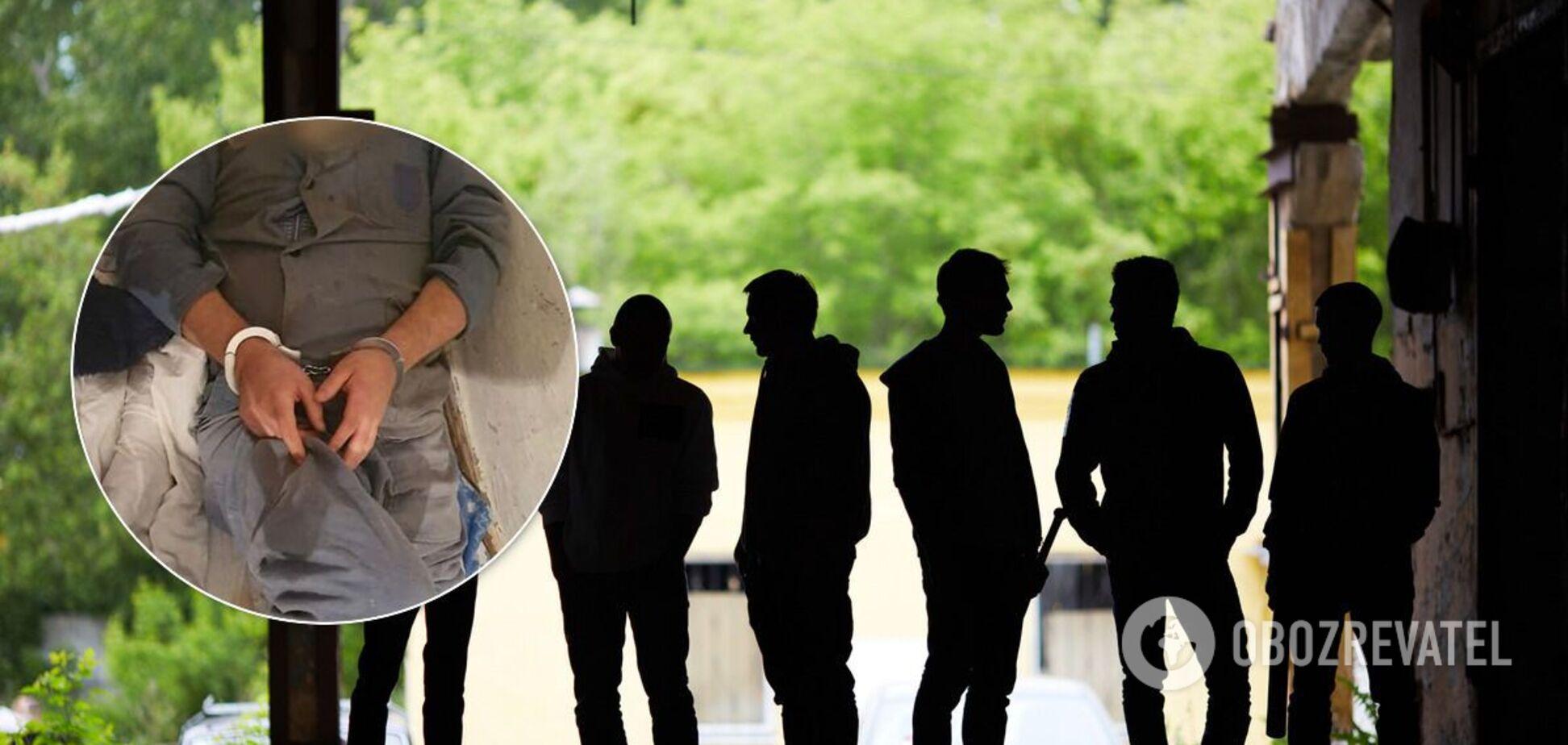 В Киеве банда похитила мужчину из синагоги