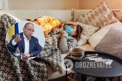 Степанов озвучил статистику по коронавирусу в Украине