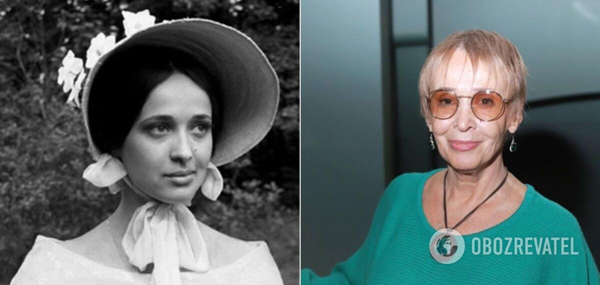 Ирина Печерникова умерла за день до своего 75-летия