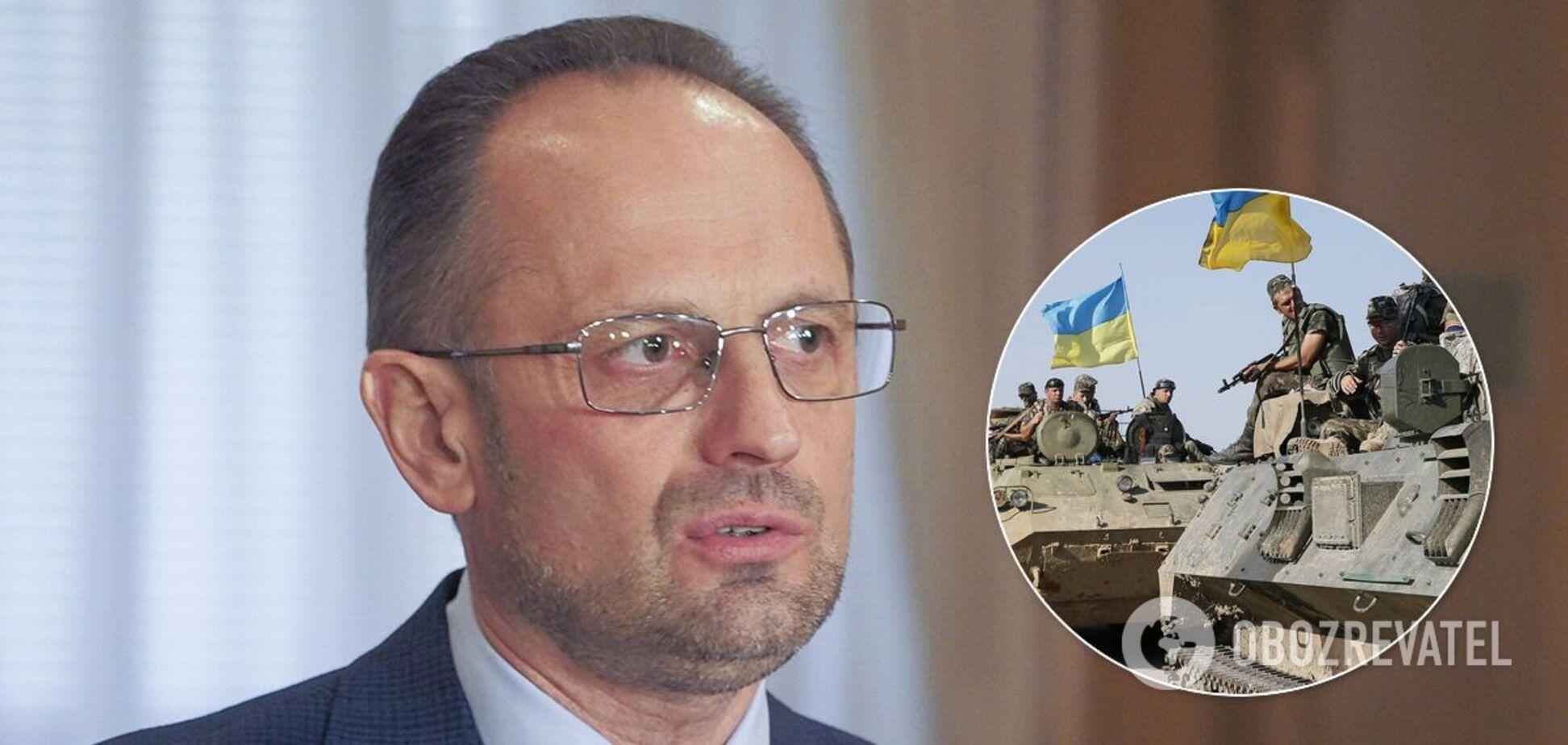 Безсмертний сказав, що може змусити Путіна закінчити війну в Україні
