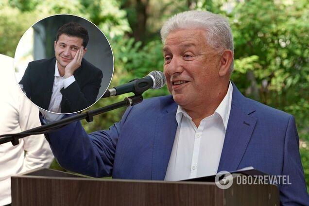 Зеленский обещал помогать Филимонову в случае победы на выборах мэра Одессы