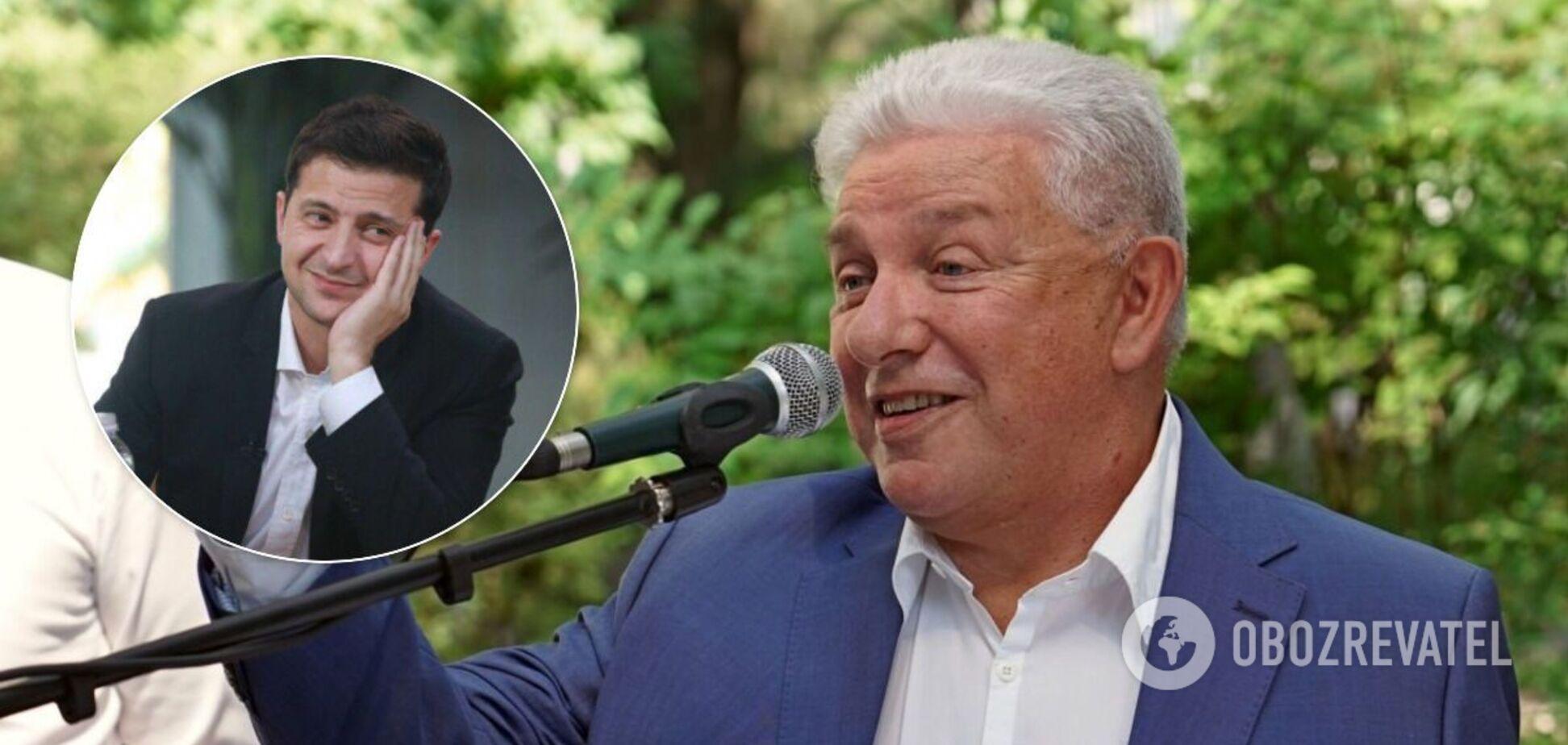 Філімонов розповів, як Зеленський радив йому піти на вибори мера Одеси