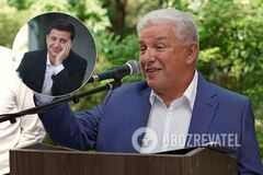 Филимонов рассказал, как Зеленский советовал ему пойти на выборы мэра Одессы