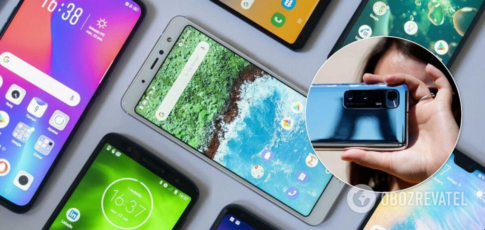Названо найпотужніші смартфони, що випущені в серпні