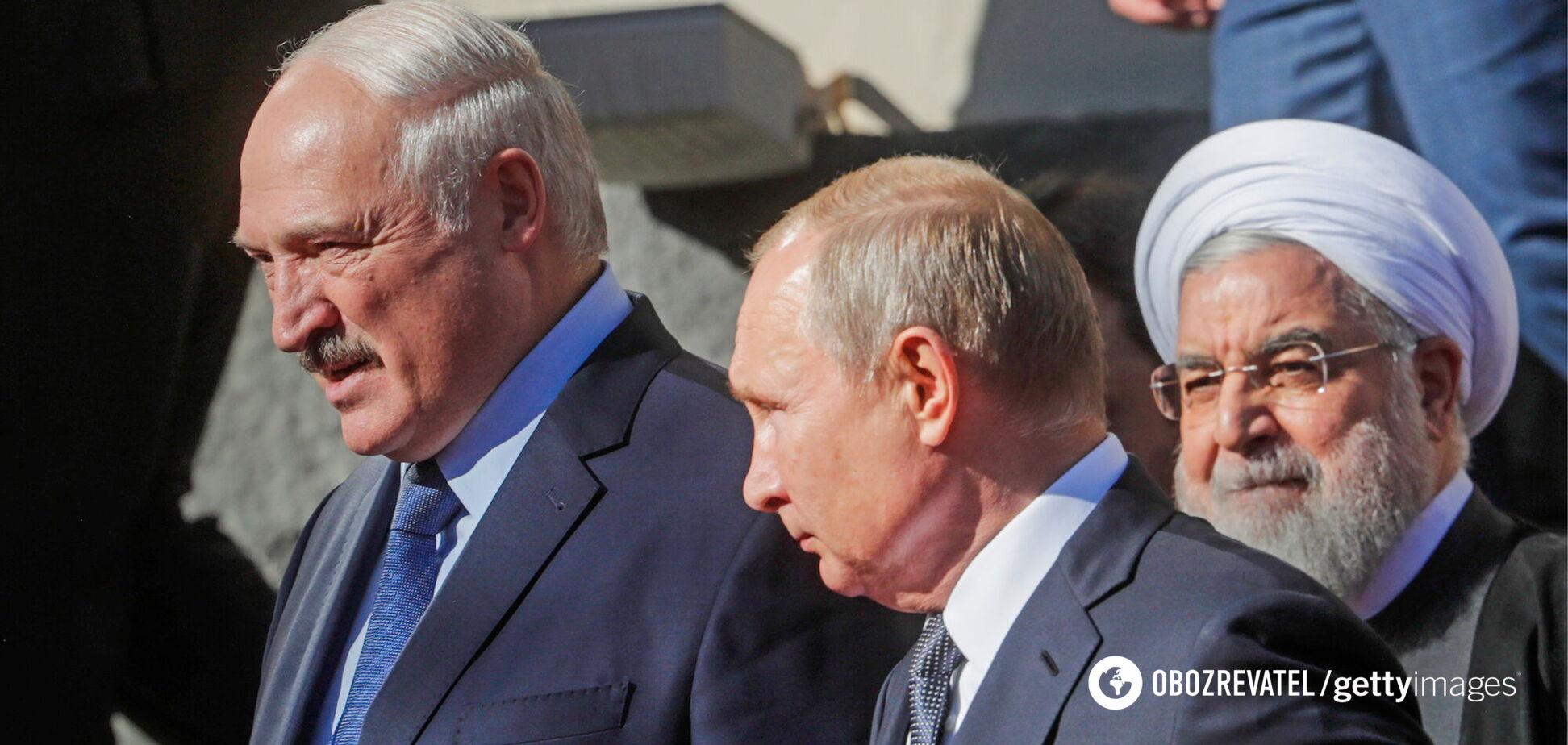 Лукашенко лучше бы помолчать