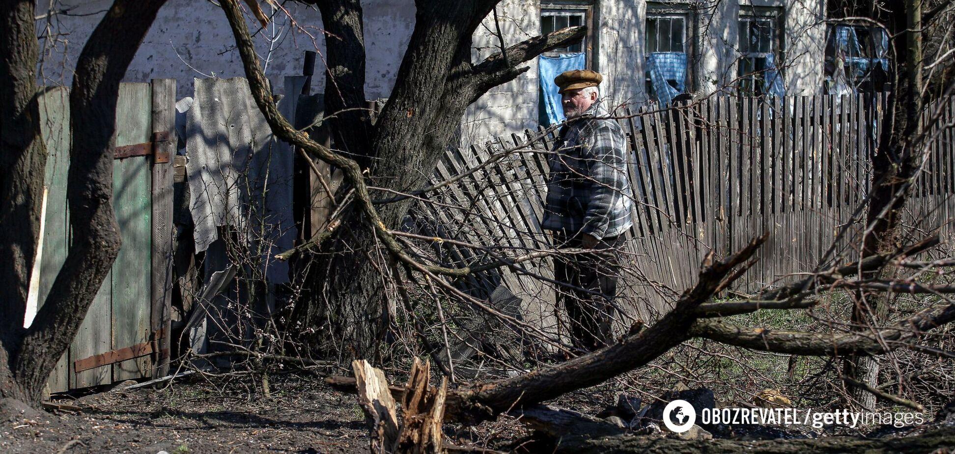 Безсмертний заявив, що повернення Донбасу в Україну неможливе