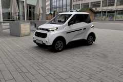 Дешевый российский электромобиль Zetta отправится в производство позже. Фото: insideevs.com