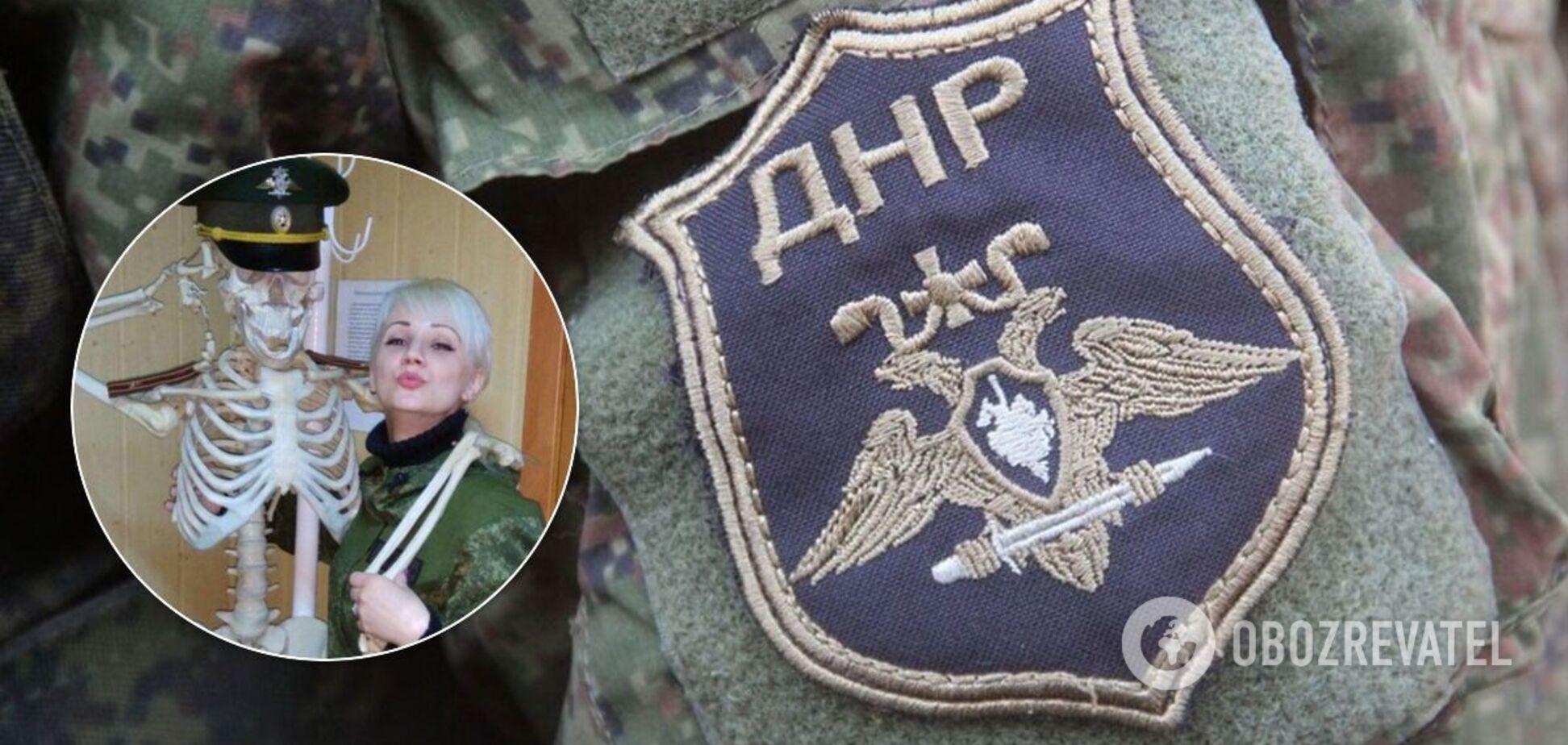 На Донбасі наклала на себе руки терористка Ольга Ярославцева