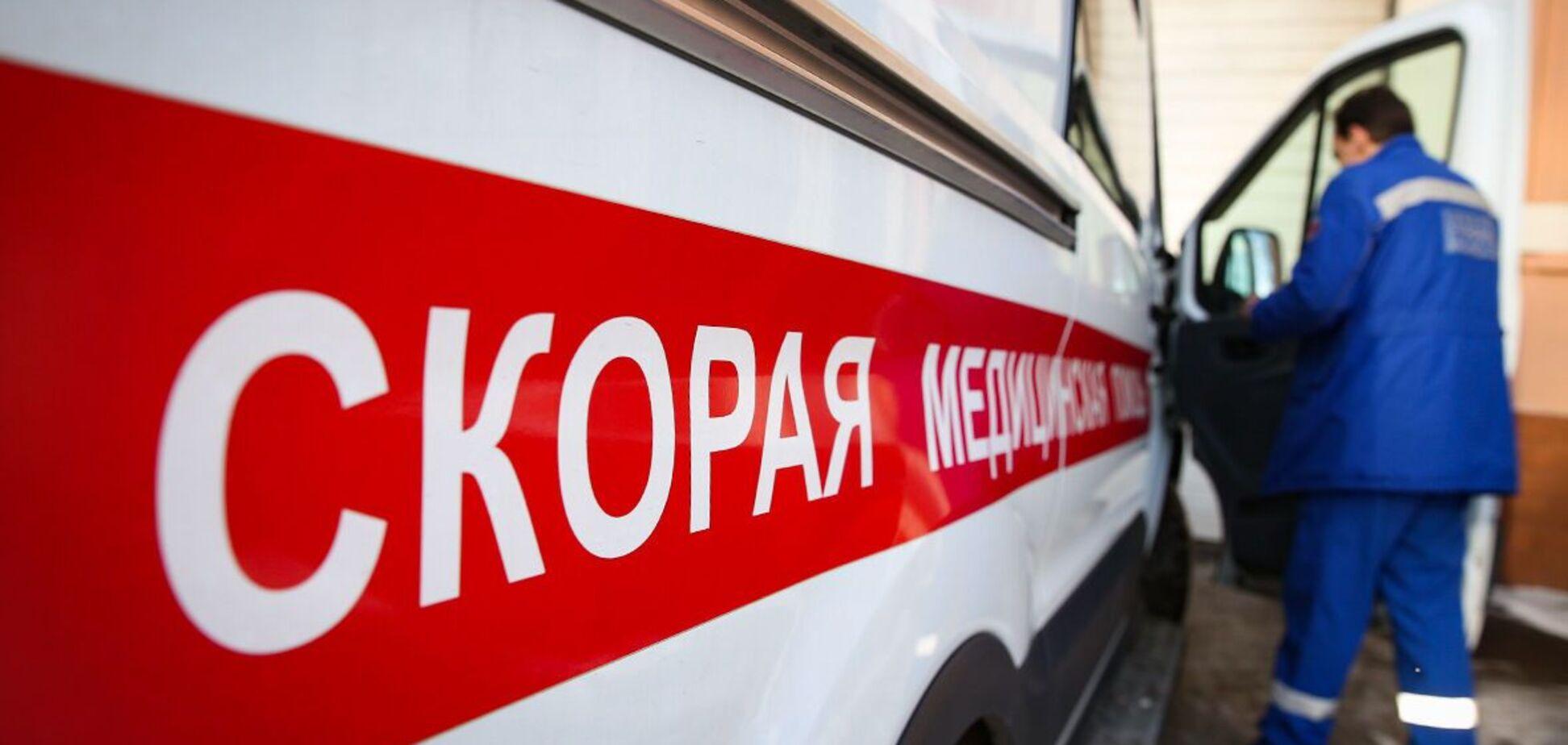 В Кривом Роге ребенок упал в подвал заброшенной шахты. Фото