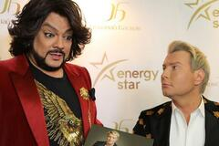 Киркоров и Басков поспорили из-за песни с цитатой Лукашенко