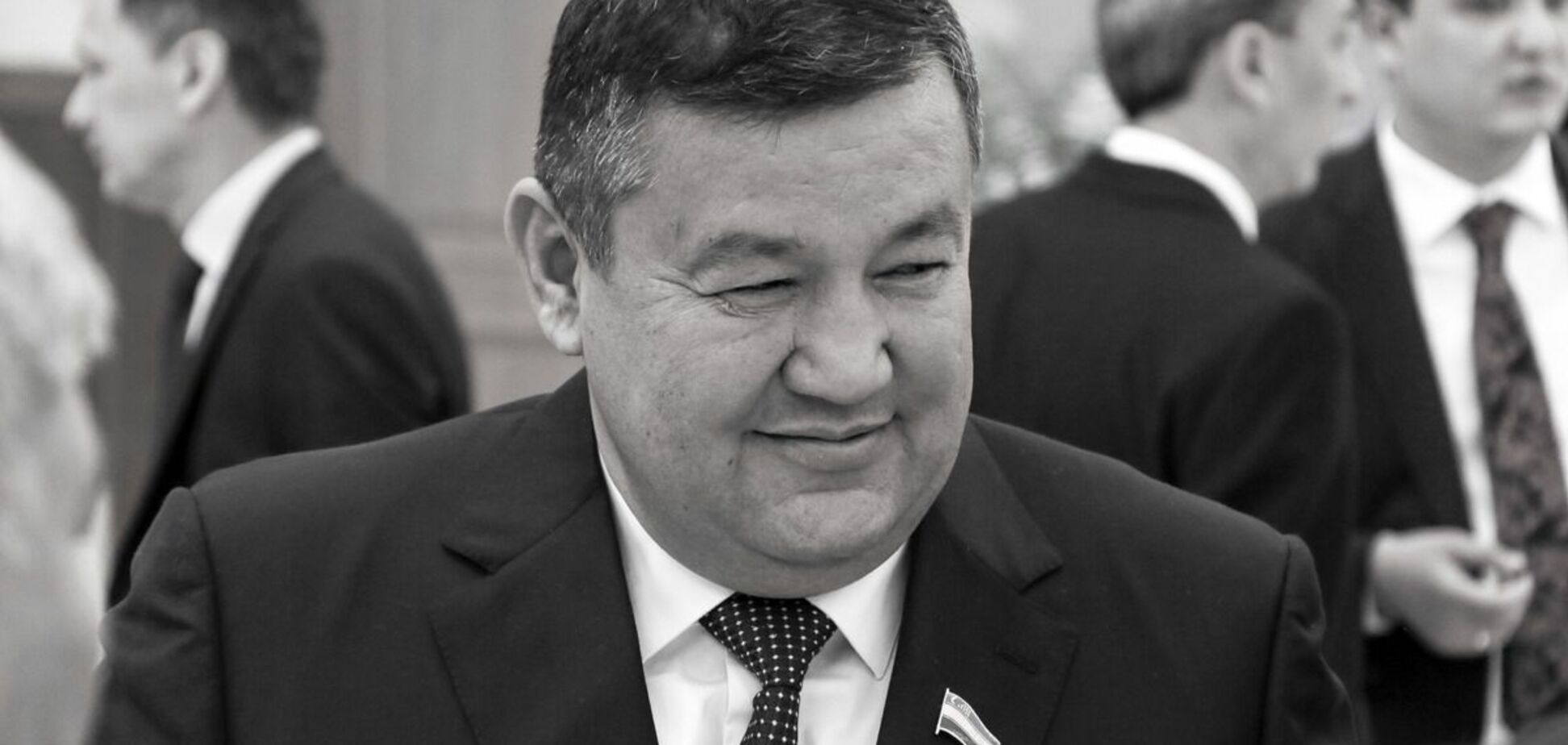 Помер Уктам Барноєв