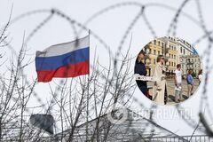 В Киеве устроили акцию в поддержку узников Кремля. Фото
