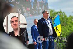 Бывший узник РФ Панов стал кандидатом в мэры Энергодара от 'ЕС'