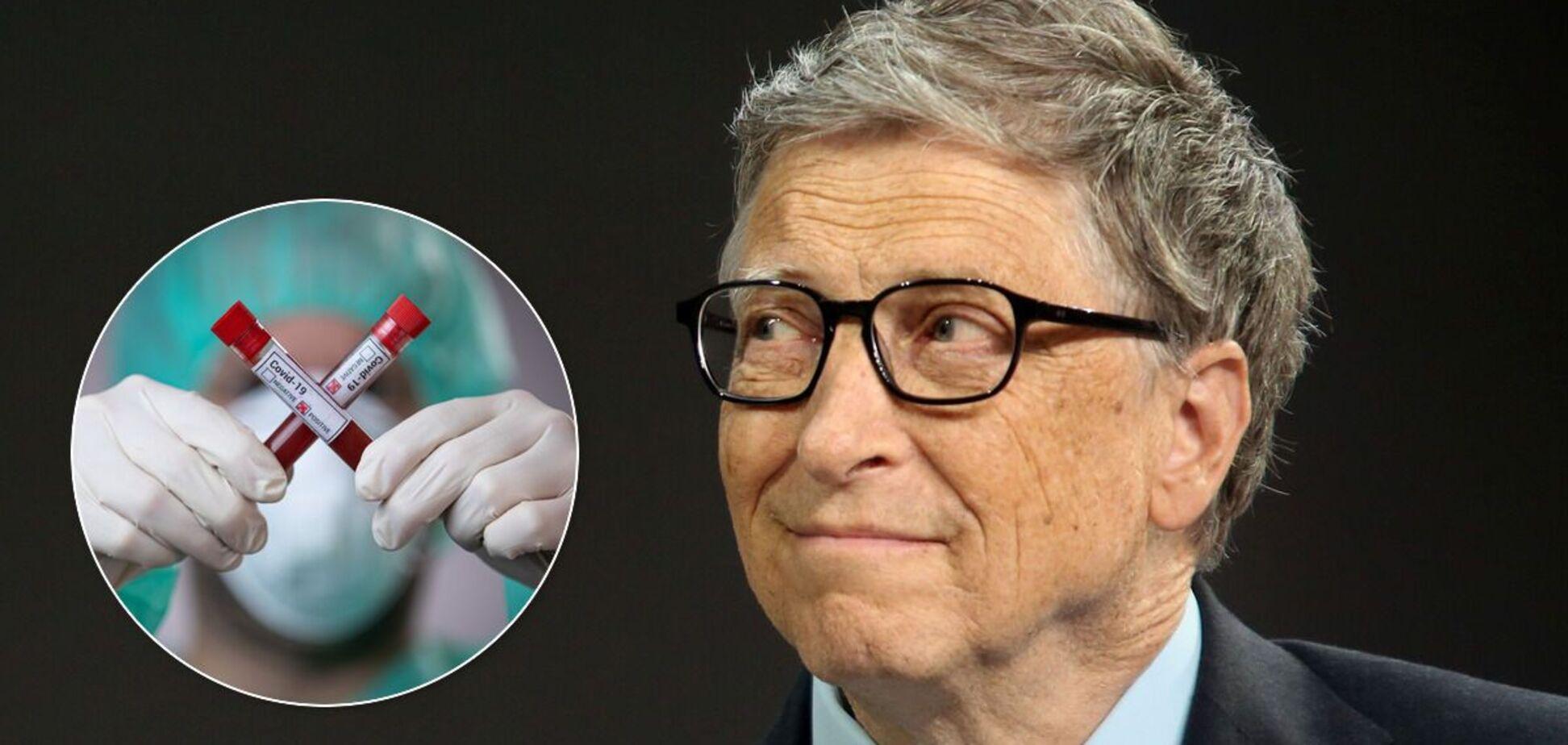 Пандемия коронавируса продлится до 2022 года, – Билл Гейтс