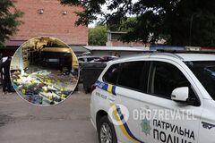В гараже харьковчанина, который подорвал себя, нашли арсенал боеприпасов. Фото