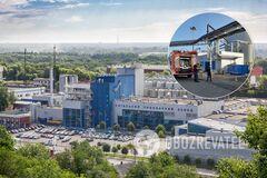 На Carlsberg Ukraine произошел взрыв