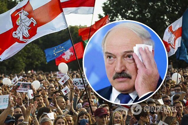 Лебедько: Украина попала в черный список Лукашенко, он проигрывает по всем фронтам