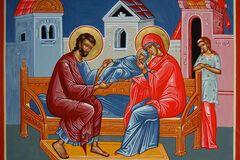 День святых праведников Иоакима и Анны отмечается 22 сентября