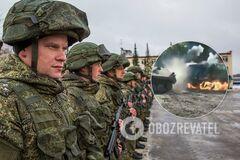 На учениях Кавказ-2020 военные РФ сожгли свою технику