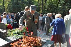День партизанской славы в Украине отмечается с 2001 года