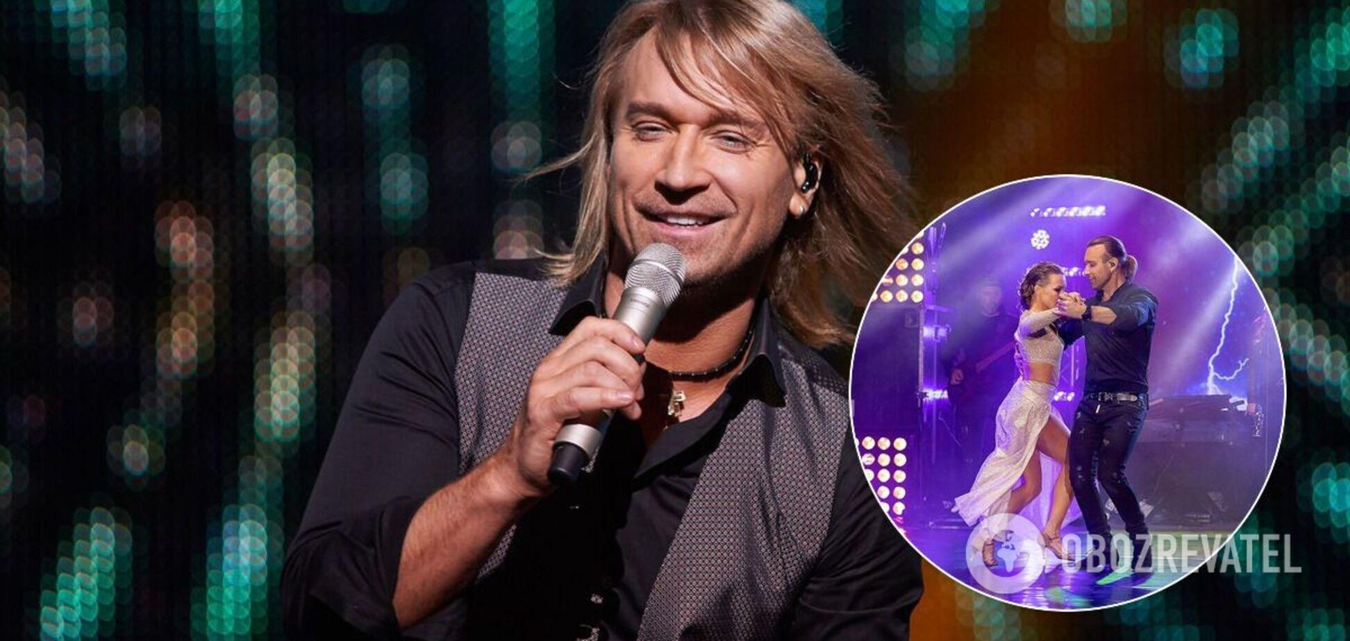 Выступление Винника на 'Танцях з зірками' раскритиковали в сети