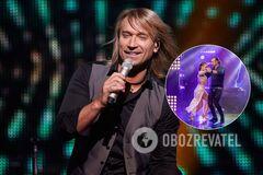 Виступ Винника на 'Танцях з зірками' розкритикували в мережі