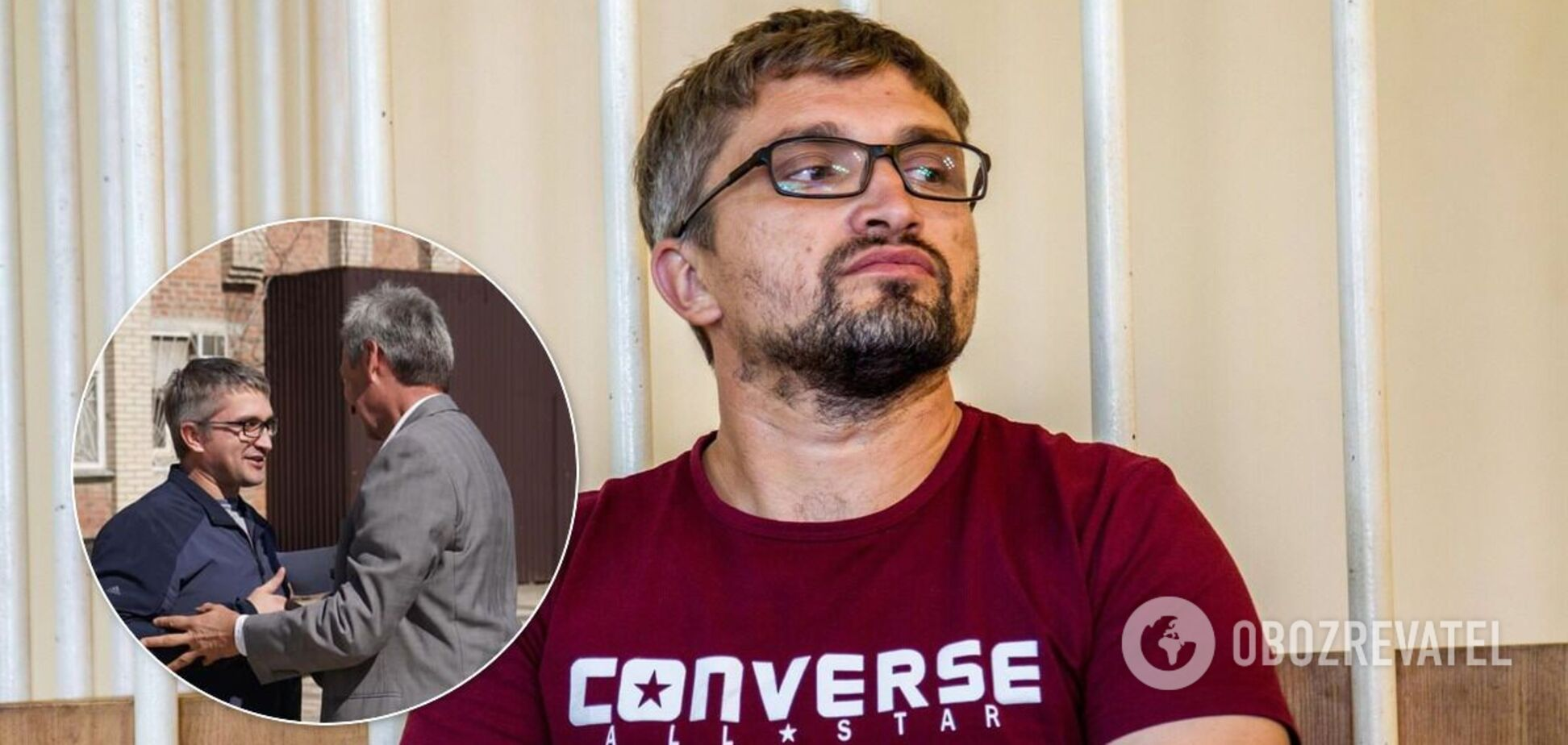 У Криму звільнили українського політв'язня Мемедемінова: у МЗС розкрили деталі