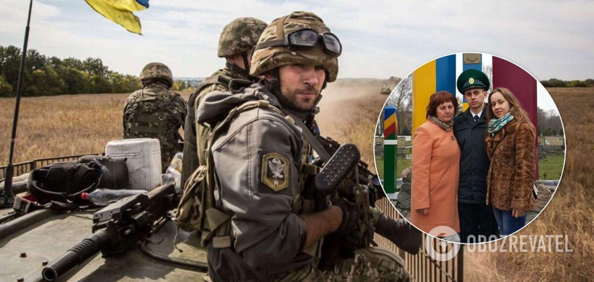 Український прикордонник образив ЗСУ, а потім перепросив