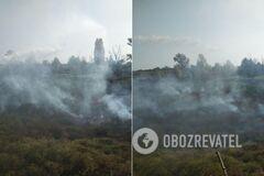 Ядовитый смог в Киеве