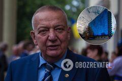 В Днепре скончался ректор ДНУ