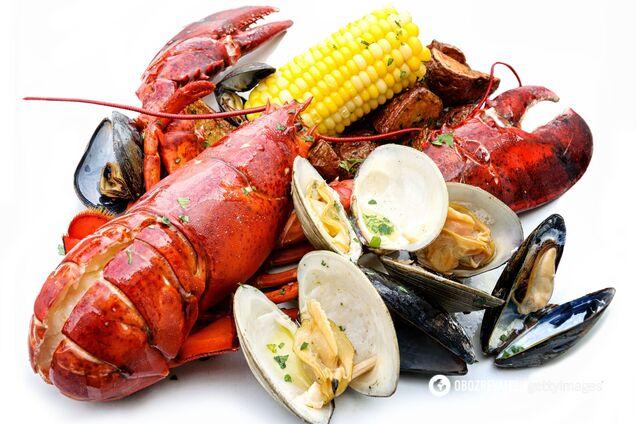 Коронавірус на упаковці з морепродуктами з Росії