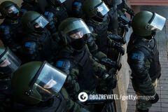 Дані білоруських силовиків злили в мережу