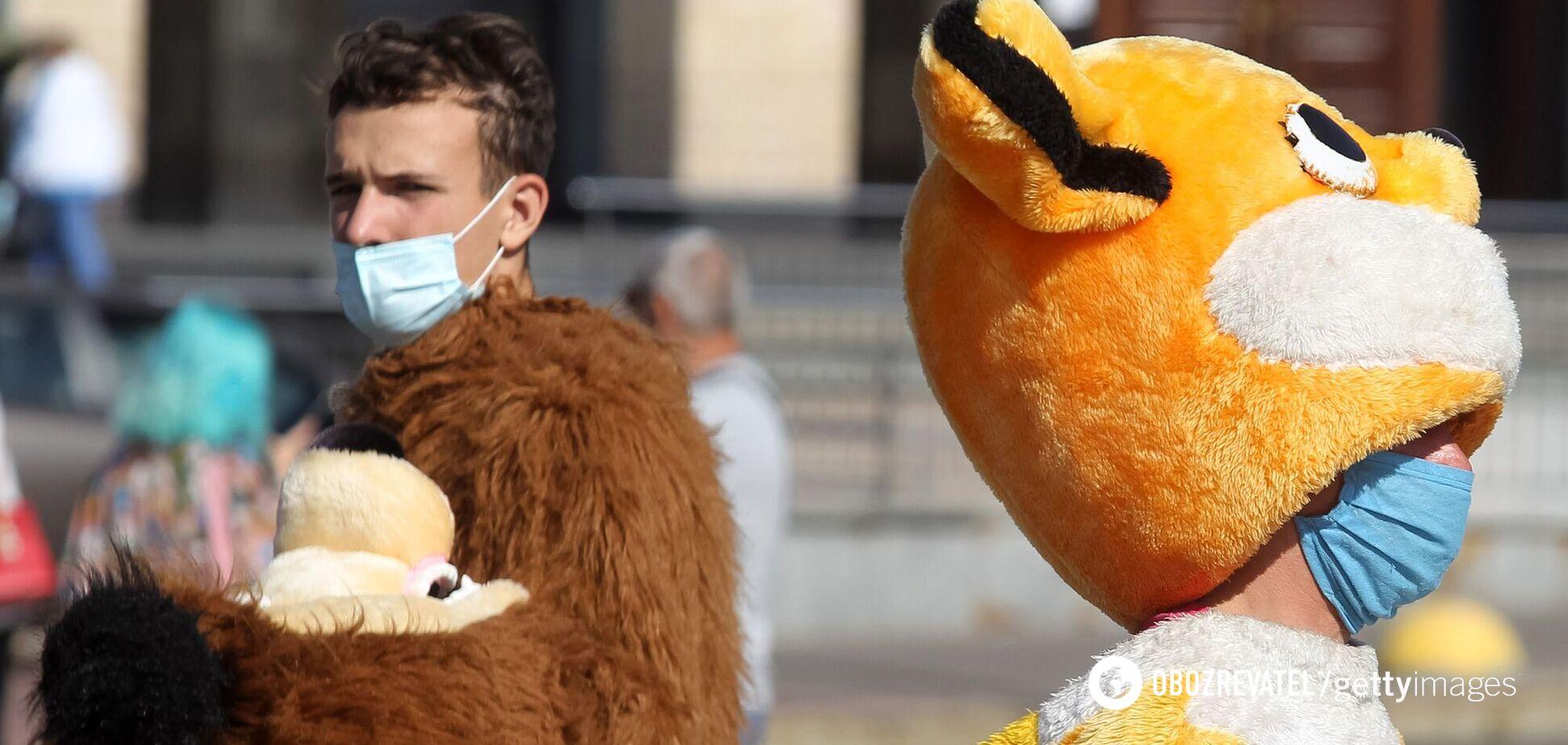Всего в столице 267 больных коронавирусом школьников