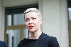 Суд оставил Марию Колесникову под стражей