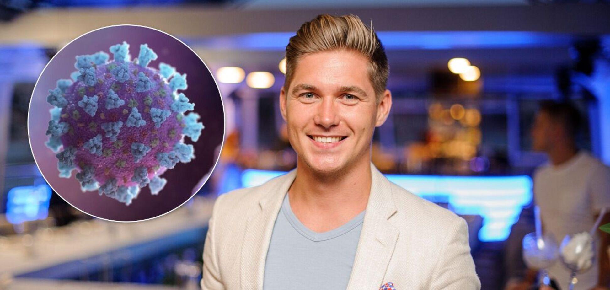 Владимир Остапчук рассказал, как болел коронавирусом