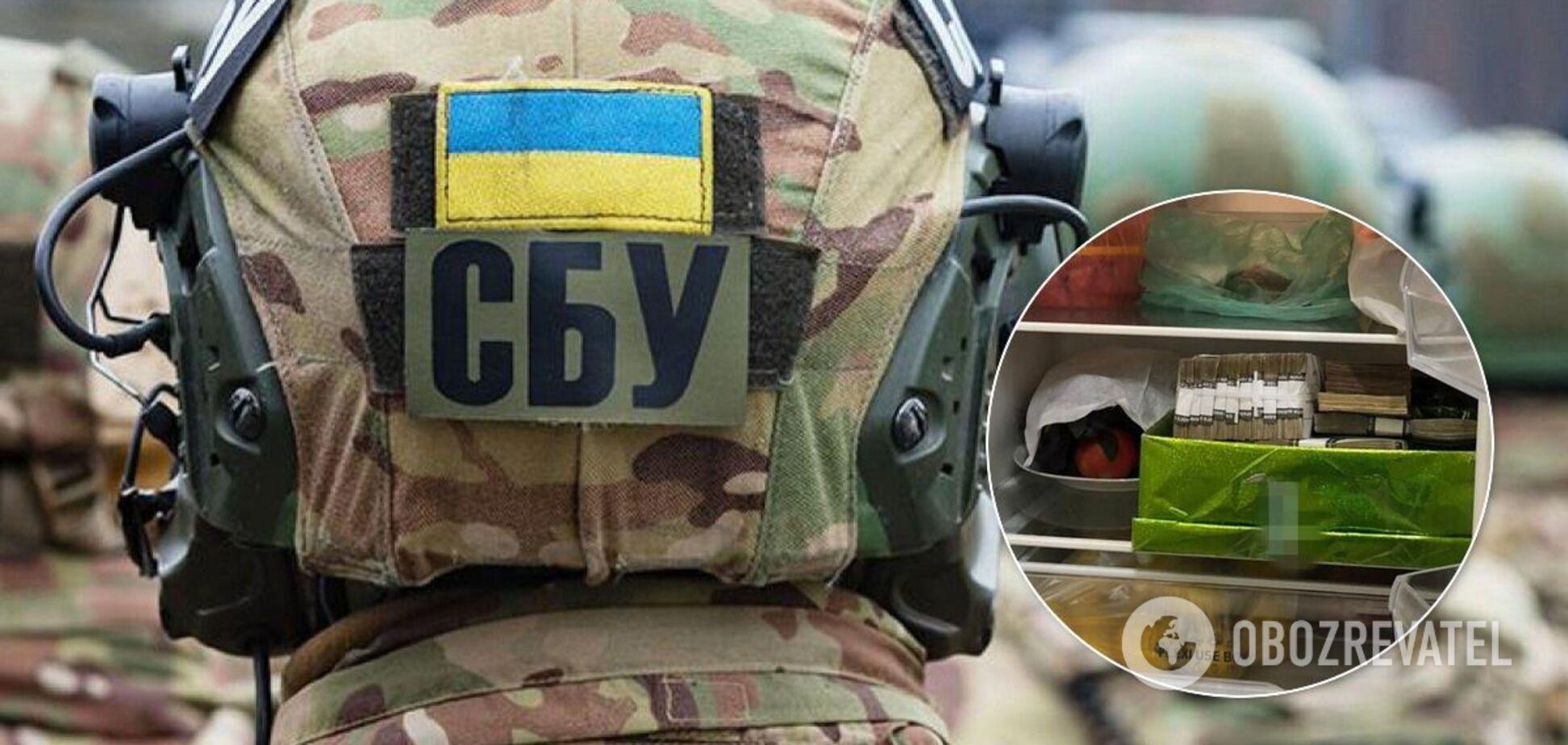 СБУ викрила мільйонну схему на 'Укрзалізниці'
