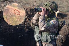 ВСУ засекли оккупантов за обустройством новых позиций на передовой