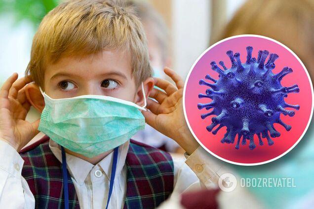 Прогноз НАН: больных коронавирусом в Украине будет более 4400 в сутки, под угрозой – дети