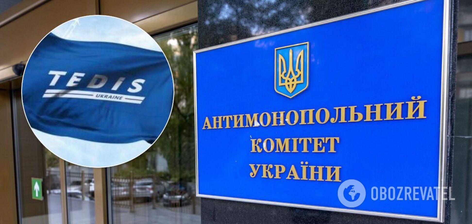 САП закликали розслідувати дії АМКУ у справі 'Тедіс Україна'