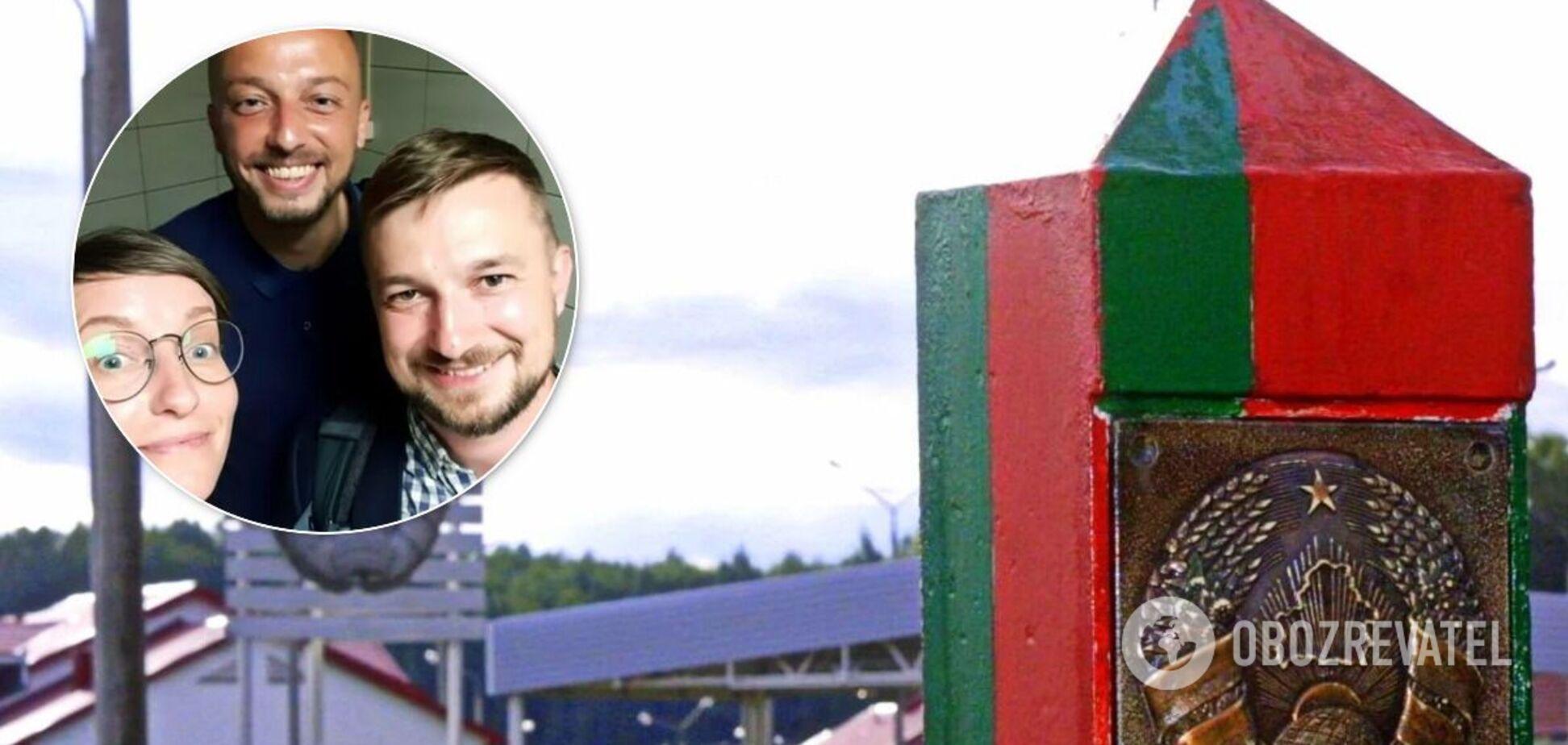 Трьох журналістів затримали в Мінську