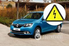Renault Logan II превратили в электромобиль за 7000 евро