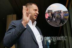 Украина надеется на обмен 100 пленных в ближайшие недели, – Ермак