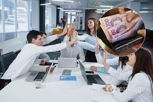 Кто может заработать от 20 тысяч гривен
