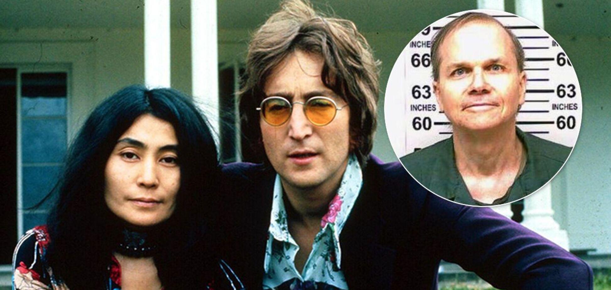 Вбивця Джона Леннона через 40 років вибачився перед Йоко Оно