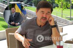 Сейсембаев встретился с Зеленским.