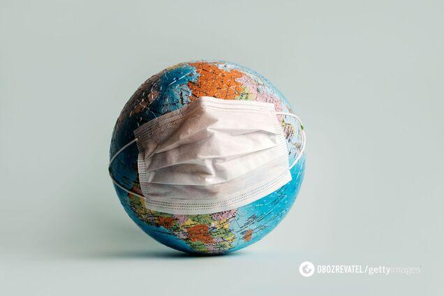 Коронавірус в світі