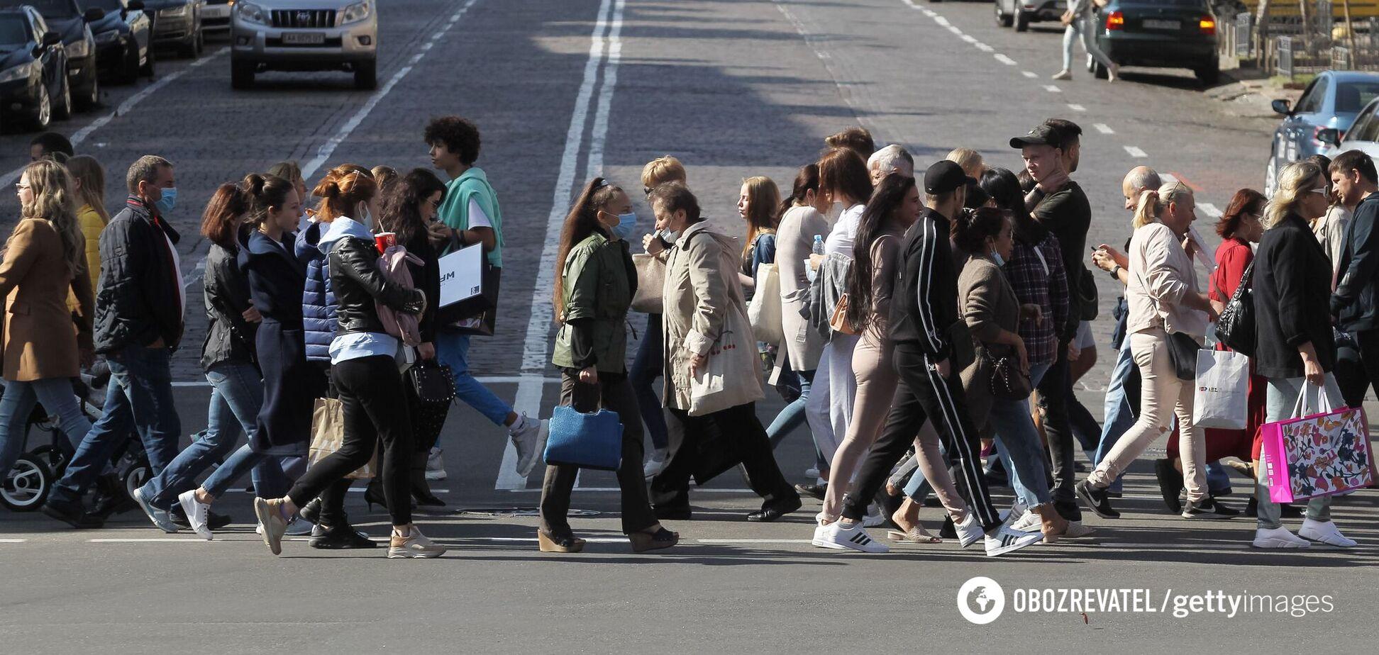 Коронавірус поширюється в Києві
