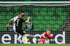 Спасение России: результаты плей-офф Лиги чемпионов 22 сентября